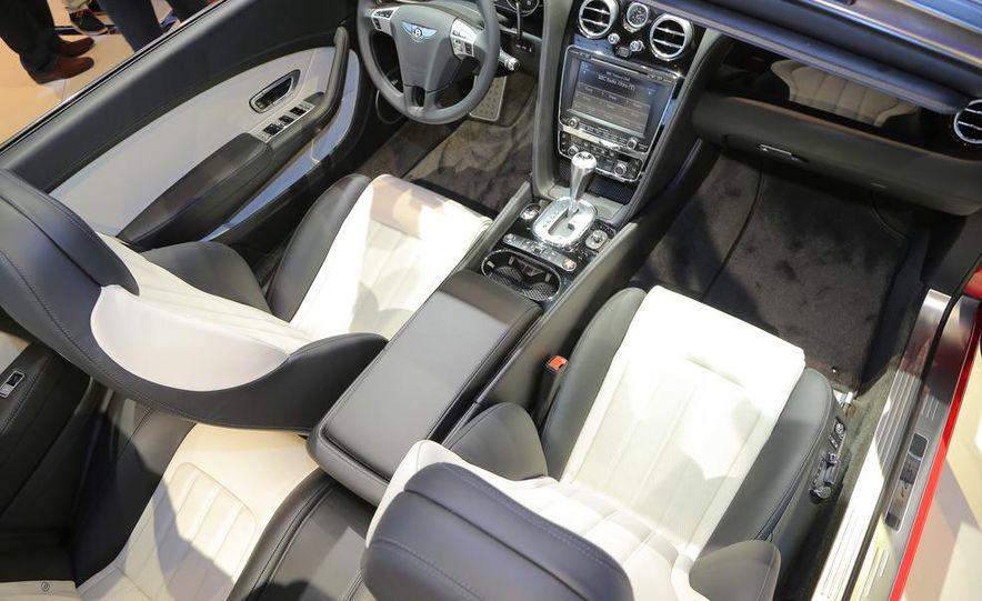 2014 Bentley Continental GT V8 S convertible - Slide 8