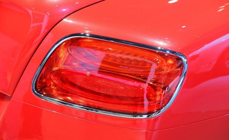 2014 Bentley Continental GT V8 S convertible - Slide 7