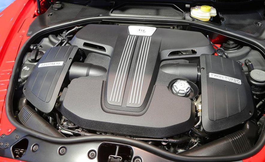 2014 Bentley Continental GT V8 S convertible - Slide 9