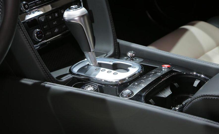 2014 Bentley Continental GT V8 S convertible - Slide 18