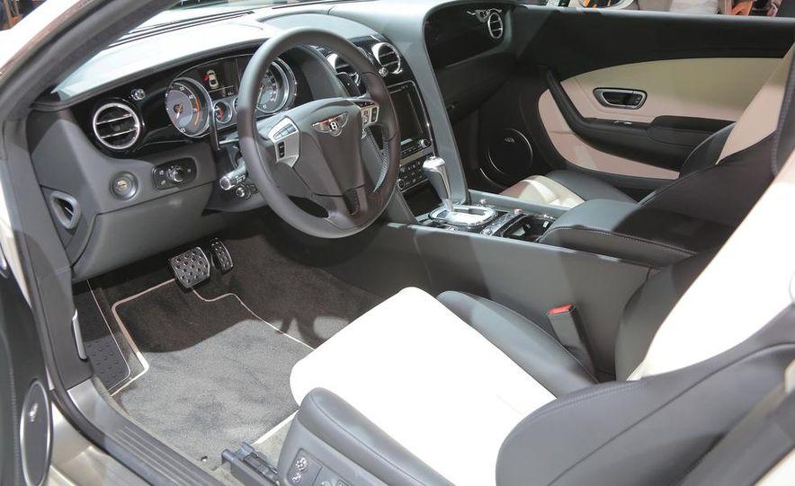 2014 Bentley Continental GT V8 S convertible - Slide 16
