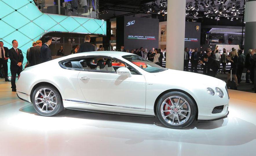2014 Bentley Continental GT V8 S convertible - Slide 13