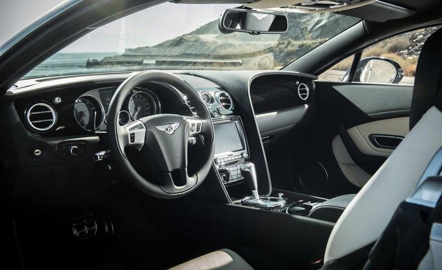 2014 Bentley Continental GT V8 S convertible - Slide 28