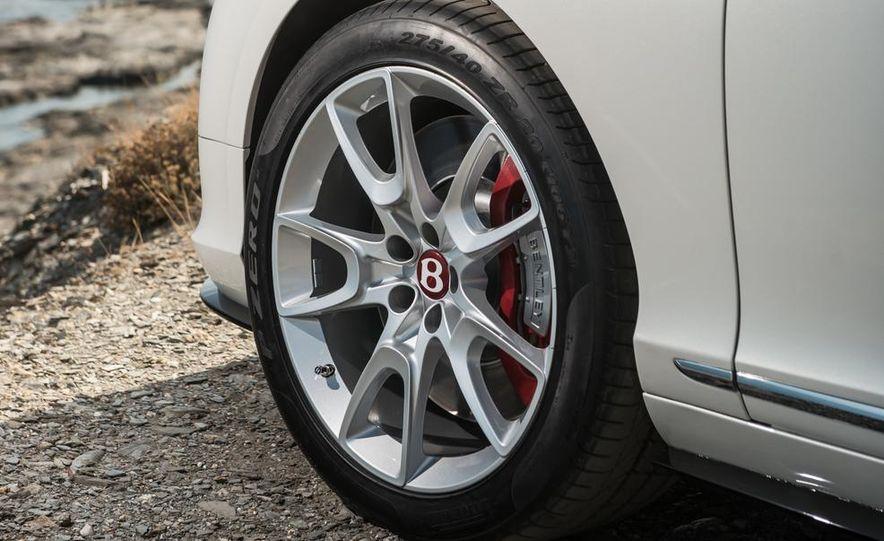 2014 Bentley Continental GT V8 S convertible - Slide 26