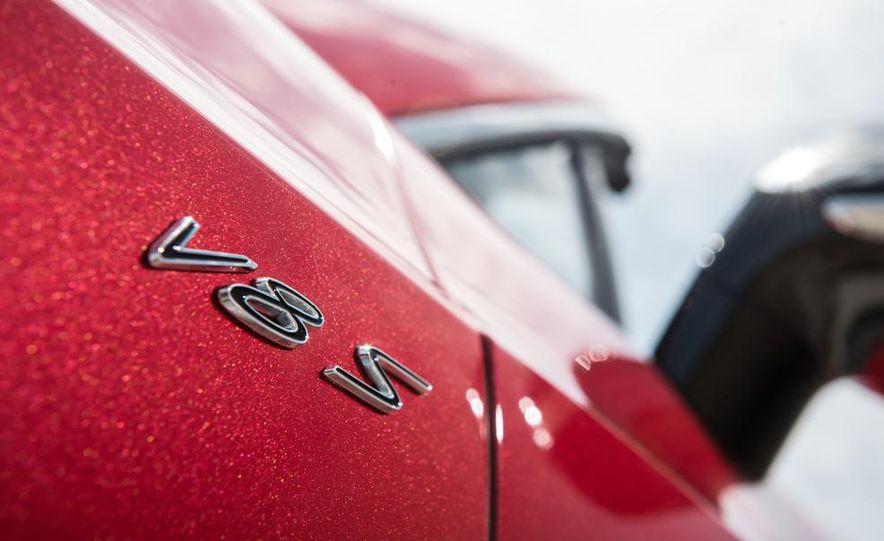 2014 Bentley Continental GT V8 S convertible - Slide 41