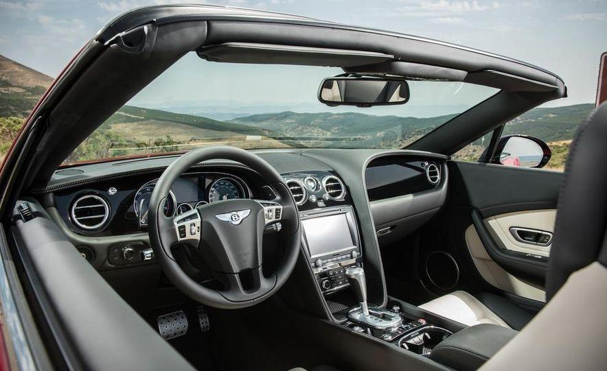 2014 Bentley Continental GT V8 S convertible - Slide 43