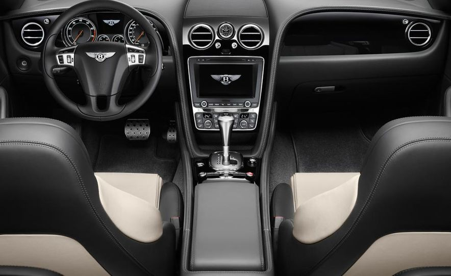2014 Bentley Continental GT V8 S convertible - Slide 44