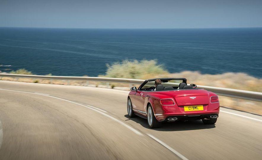 2014 Bentley Continental GT V8 S convertible - Slide 38
