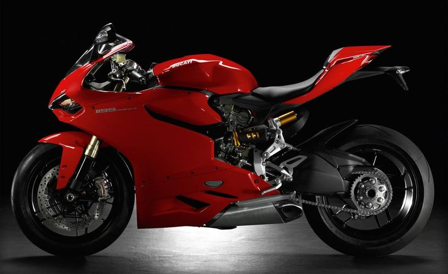 2013 Ducati 1199 Panigale - Slide 5