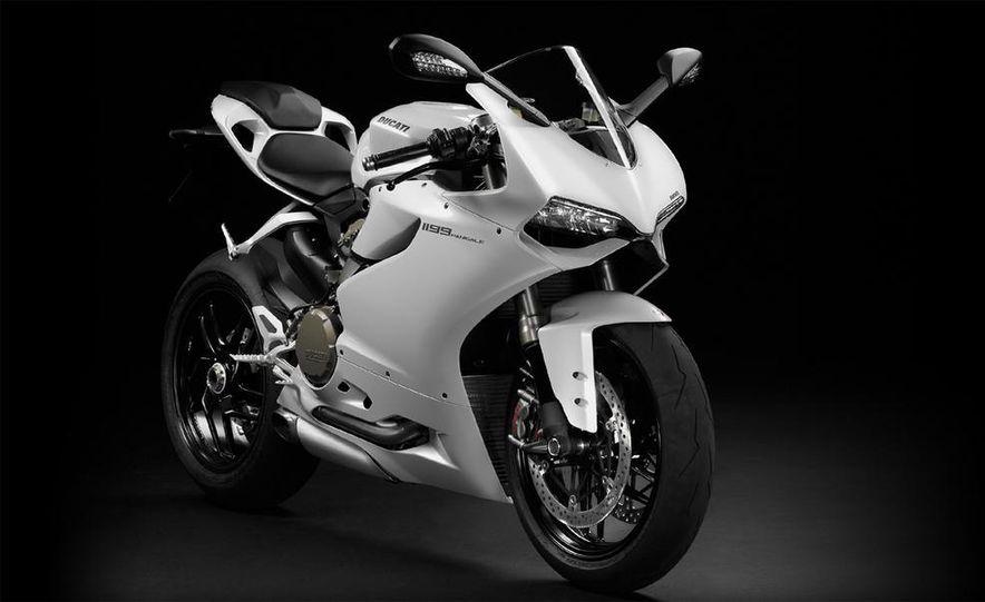 2013 Ducati 1199 Panigale - Slide 8