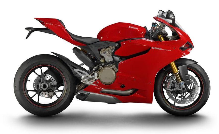 2013 Ducati 1199 Panigale - Slide 11