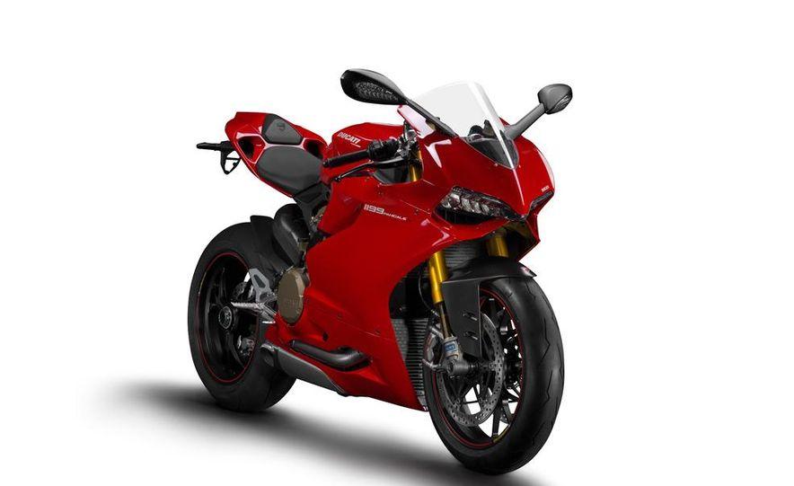 2013 Ducati 1199 Panigale - Slide 12