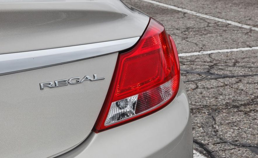 2014 Buick Regal GS - Slide 61