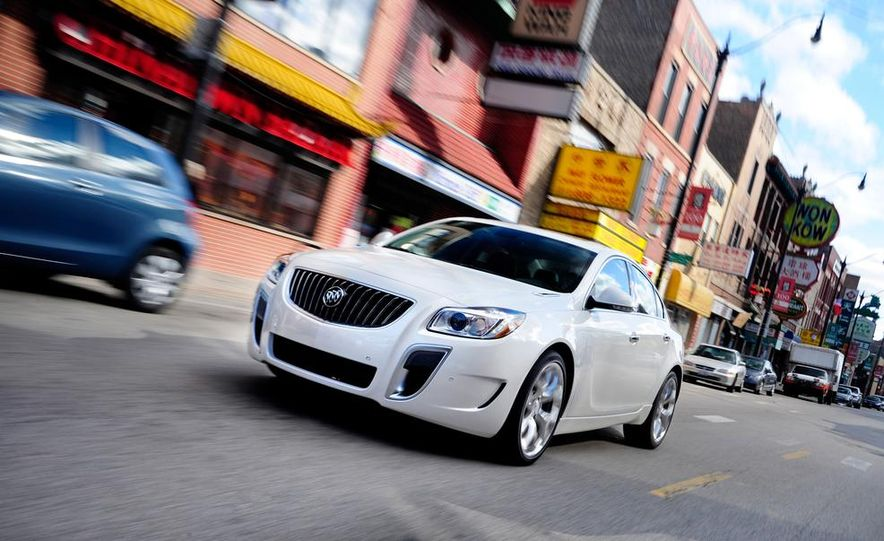 2014 Buick Regal GS - Slide 26