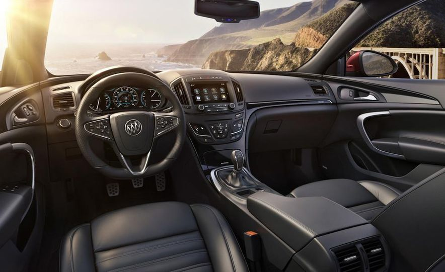 2014 Buick Regal GS - Slide 11