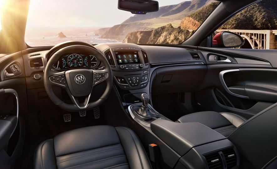 2014 Buick Regal GS - Slide 8