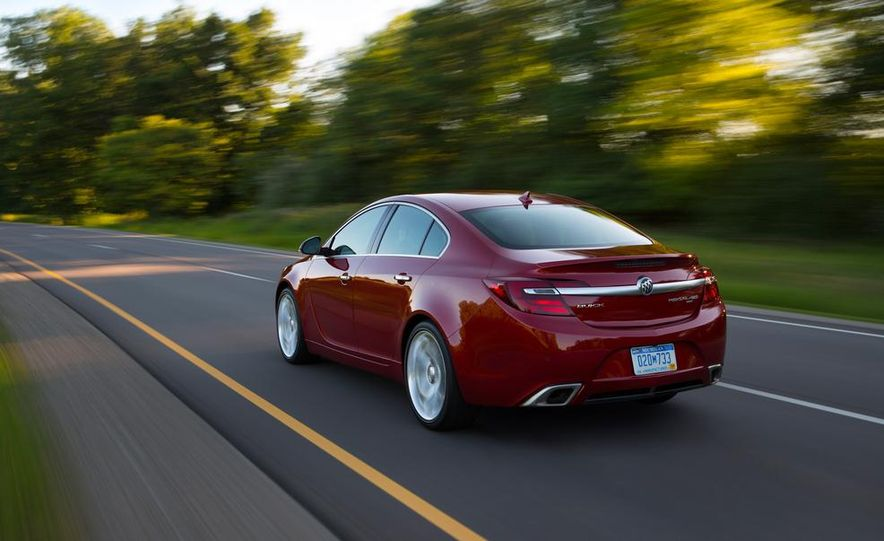 2014 Buick Regal GS - Slide 6