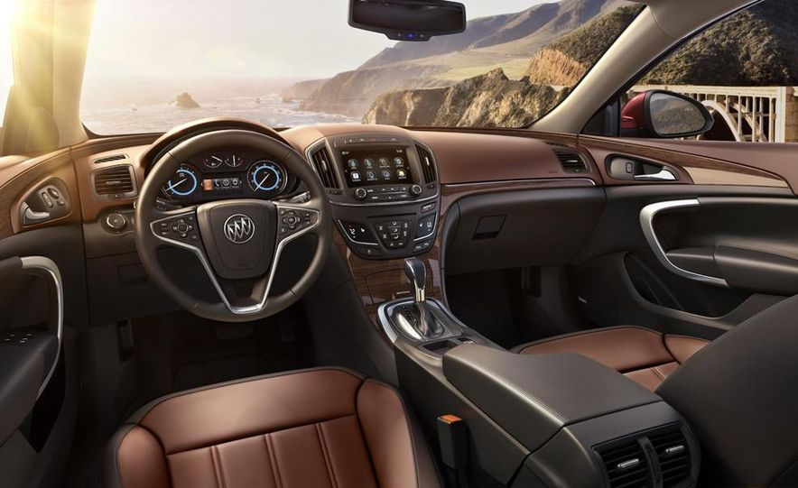 2014 Buick Regal GS - Slide 25