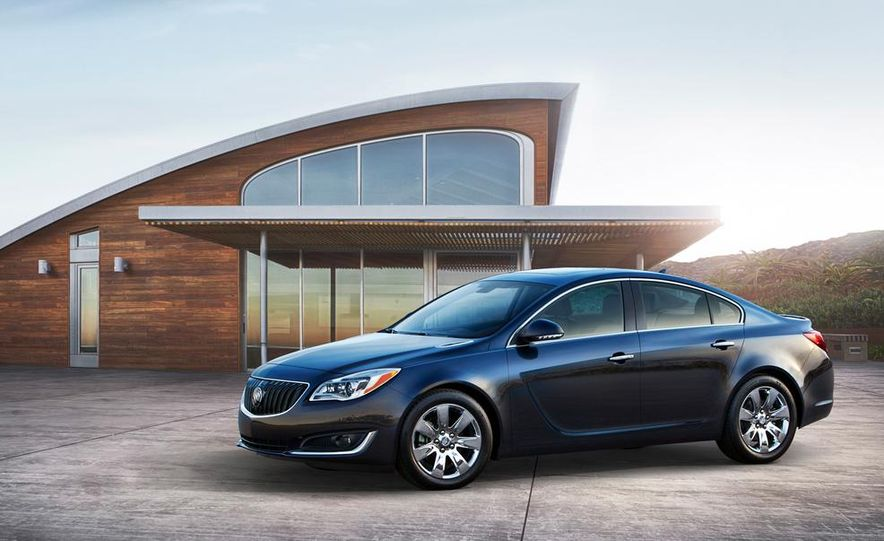 2014 Buick Regal GS - Slide 23