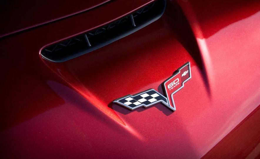 C6 and 2014 (C7) Chevrolet Corvette Touring seats - Slide 50
