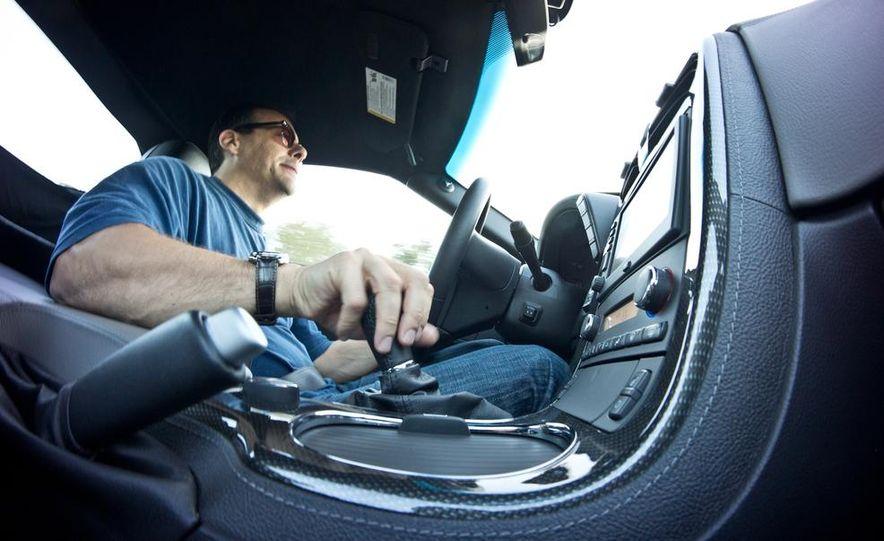 C6 and 2014 (C7) Chevrolet Corvette Touring seats - Slide 57