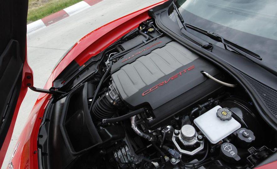 C6 and 2014 (C7) Chevrolet Corvette Touring seats - Slide 40