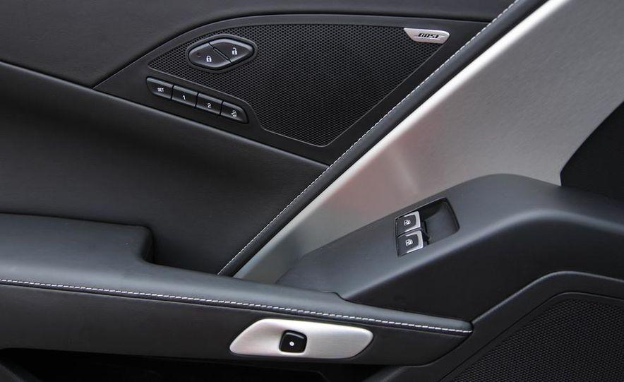C6 and 2014 (C7) Chevrolet Corvette Touring seats - Slide 31