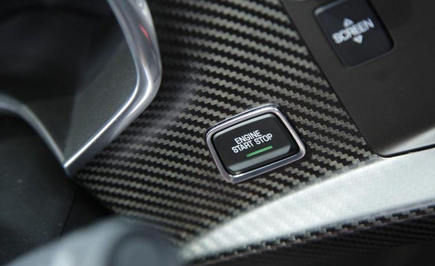C6 and 2014 (C7) Chevrolet Corvette Touring seats - Slide 39
