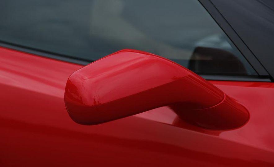 C6 and 2014 (C7) Chevrolet Corvette Touring seats - Slide 20