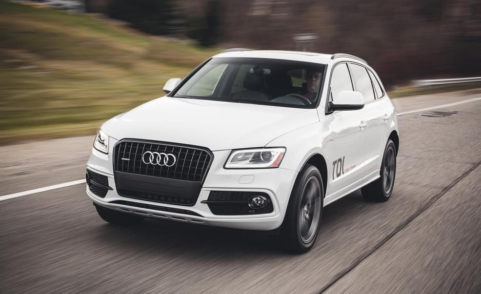 2014 audi q5 tdi s-line pictures | photo gallery | car and driver
