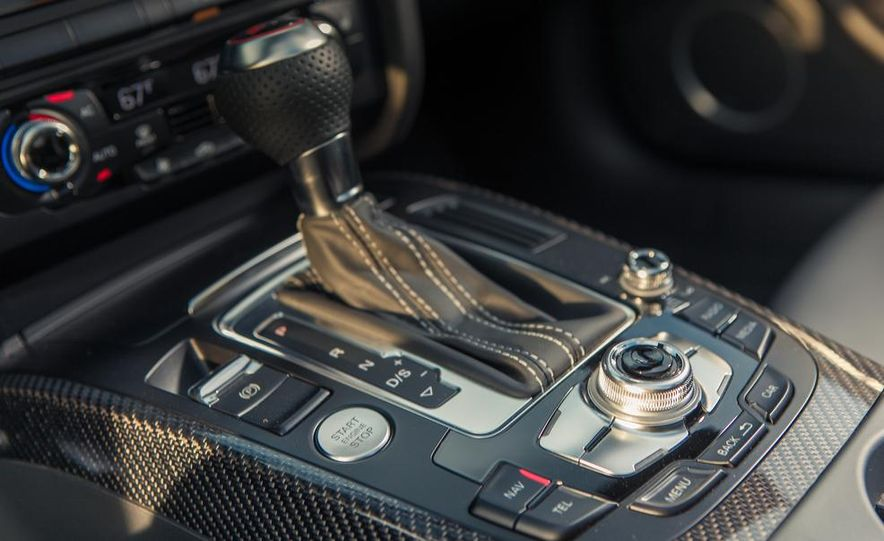 2013 Audi RS5 Cabriolet - Slide 30