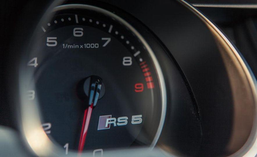 2013 Audi RS5 Cabriolet - Slide 24