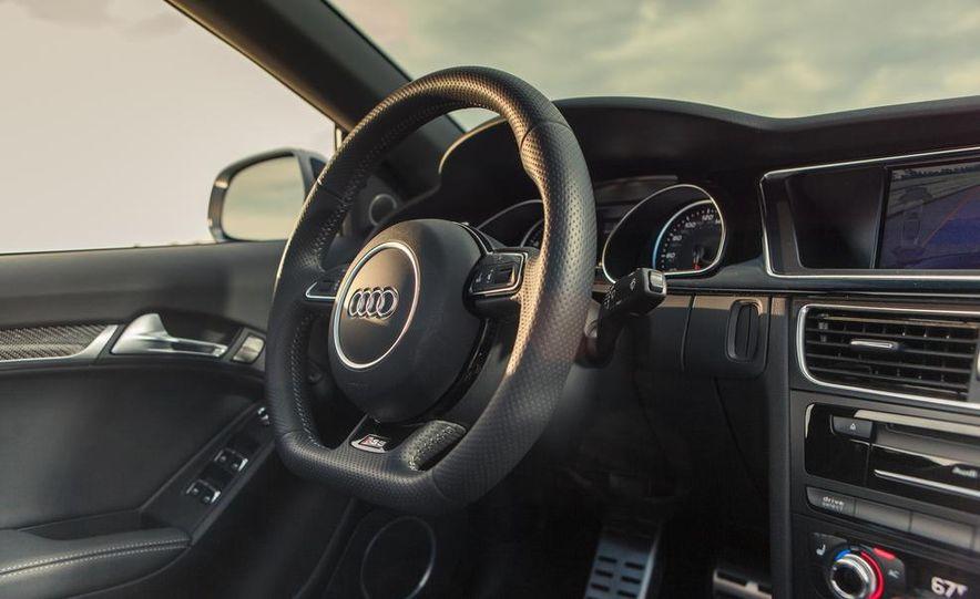 2013 Audi RS5 Cabriolet - Slide 19