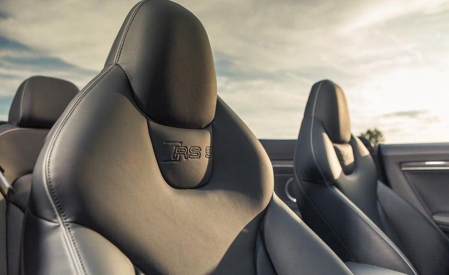 2013 Audi RS5 Cabriolet - Slide 20