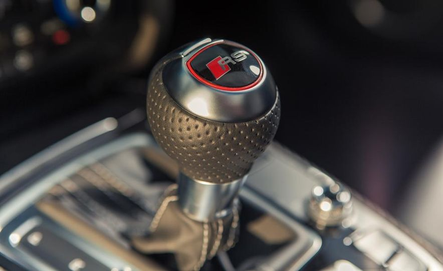 2013 Audi RS5 Cabriolet - Slide 31