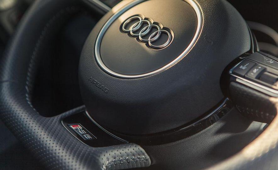 2013 Audi RS5 Cabriolet - Slide 21