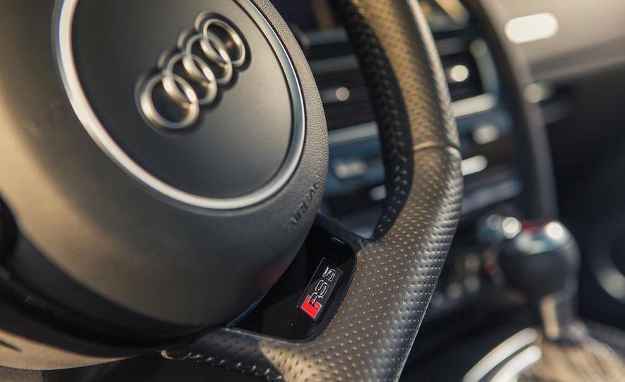 2013 Audi RS5 Cabriolet - Slide 22