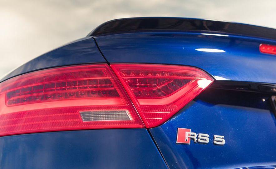 2013 Audi RS5 Cabriolet - Slide 16