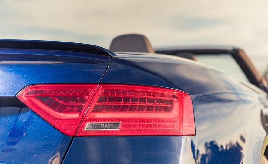 2013 Audi RS5 Cabriolet - Slide 14