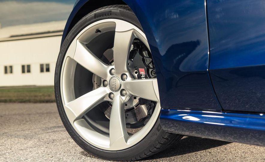 2013 Audi RS5 Cabriolet - Slide 10