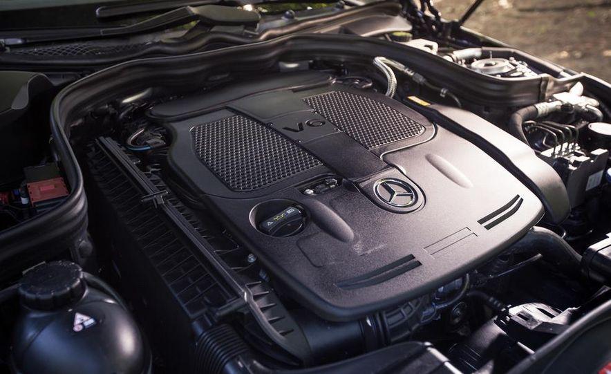 2014 Mercedes-Benz E350 sedan - Slide 27