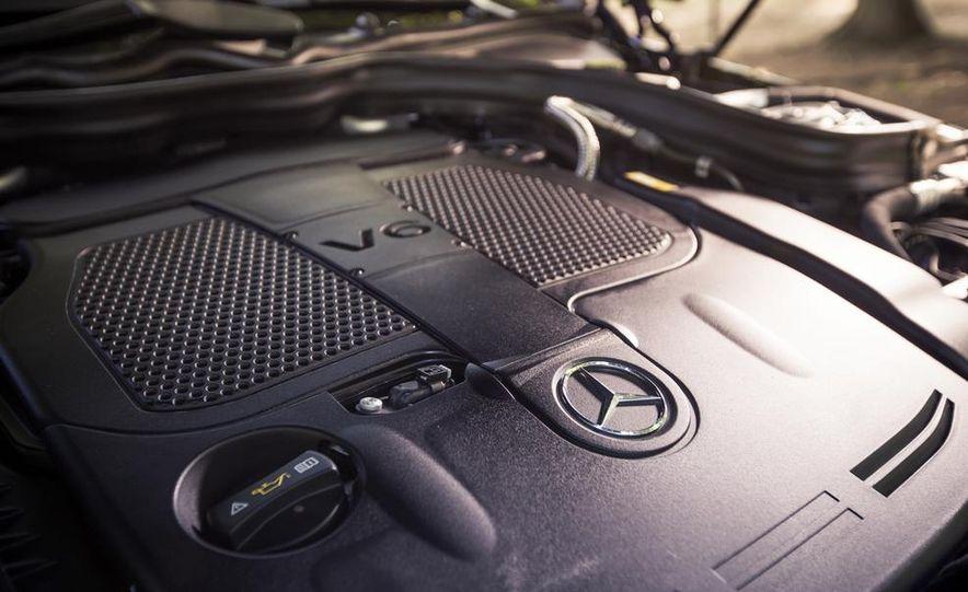 2014 Mercedes-Benz E350 sedan - Slide 28