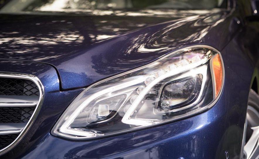 2014 Mercedes-Benz E350 sedan - Slide 4
