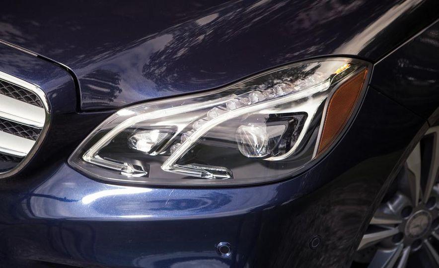 2014 Mercedes-Benz E350 sedan - Slide 5
