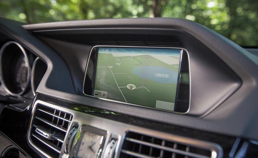 2014 Mercedes-Benz E350 sedan - Slide 20
