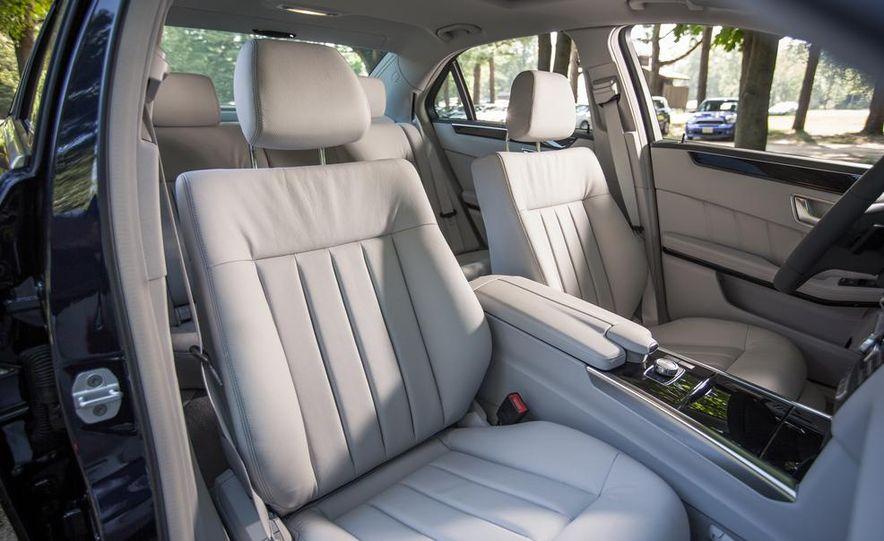 2014 Mercedes-Benz E350 sedan - Slide 14