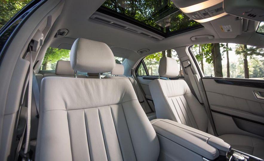 2014 Mercedes-Benz E350 sedan - Slide 15