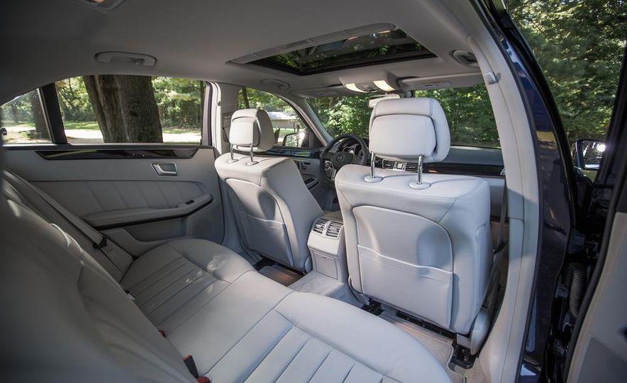 2014 Mercedes-Benz E350 sedan - Slide 16