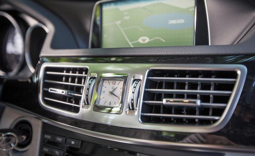 2014 Mercedes-Benz E350 sedan - Slide 21