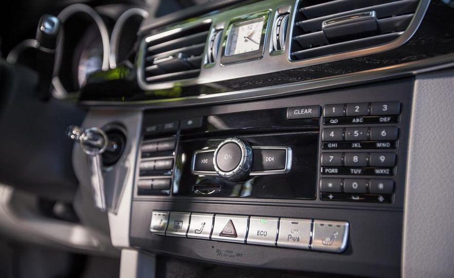 2014 Mercedes-Benz E350 sedan - Slide 22